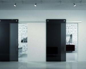 Sklenené posuvné dvere - 59