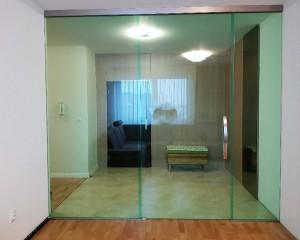 Sklenené posuvné dvere - 4