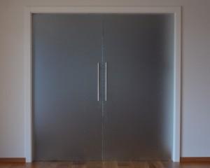 Sklenené posuvné dvere - 17
