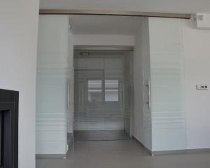 Sklenené posuvné dvere - 12