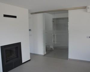 Sklenené posuvné dvere - 13