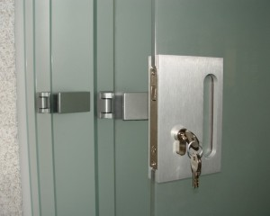Sklenené posuvné dvere - 45