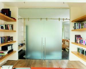 Sklenené posuvné dvere - 49