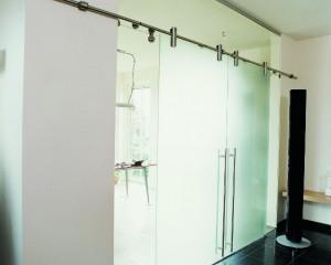 Sklenené posuvné dvere - 43