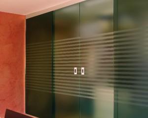 Sklenené posuvné dvere - 24
