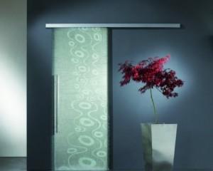 Sklenené posuvné dvere - 65