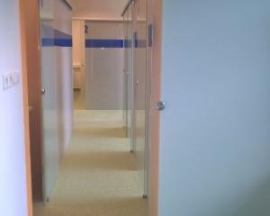 Sklenené posuvné dvere - 44