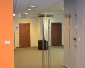 Sklenené otváravé dvere - 3