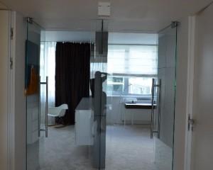 Sklenené otváravé dvere - 5