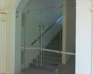 Sklenené otváravé dvere - 20