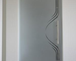 Sklenené otváravé dvere - 14