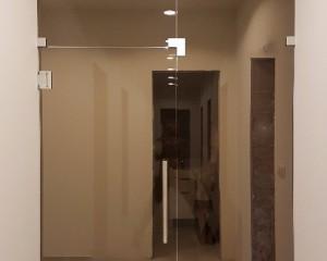 Sklenené otváravé dvere - 11