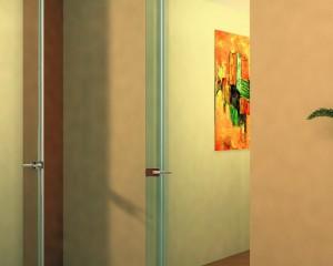Sklenené otváravé dvere - 21