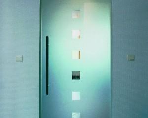 Sklenené otváravé dvere - 34