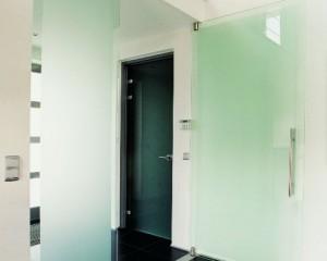 Sklenené otváravé dvere - 30