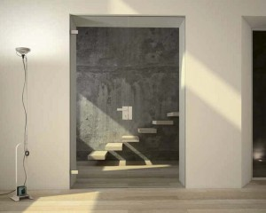 Sklenené otváravé dvere - 38