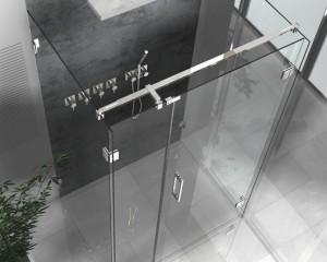 Sklenené sprchové boxy - 26