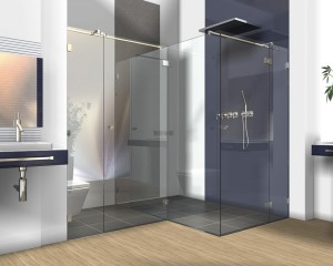 Sklenené sprchové boxy - 32