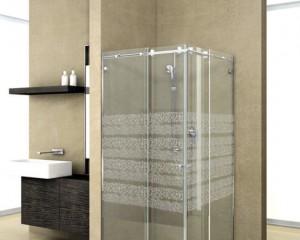Sklenené sprchové boxy - 37