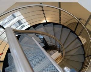 Sklenené schodiská - 24
