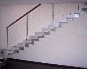 Sklenené schodiská - 29