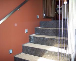 Sklenené schodiská - 30