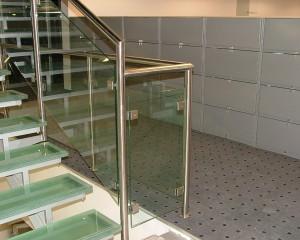Sklenené schodiská - 12