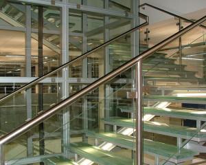 Sklenené schodiská - 14