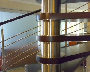 Sklenené schodiská - 33