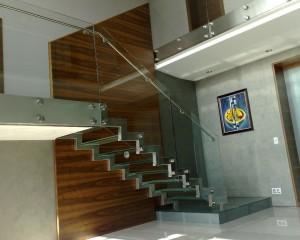 Sklenené schodiská - 10