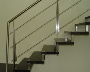 Sklenené schodiská - 41