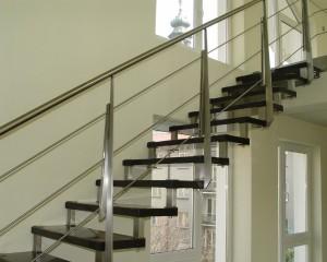 Sklenené schodiská - 44