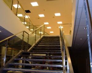 Sklenené schodiská - 45
