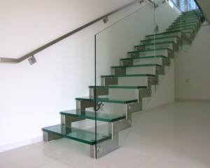Sklenené schodiská - 7