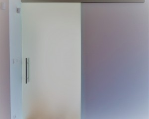 Sklenené posuvné dvere - 1