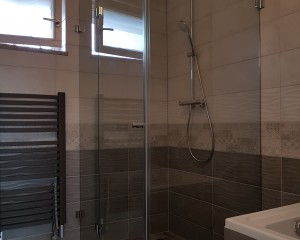 Sklenené sprchové boxy - 10